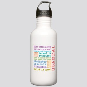 Scandal [multicolor] Stainless Water Bottle 1.0L